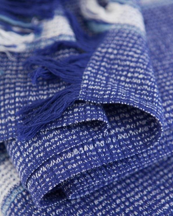 Cobalt Summer Towel